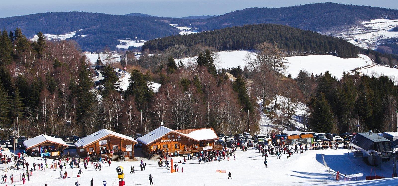 ESF Chalmazel, école de ski à Chalmazel, cours enfants et